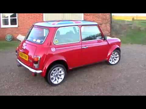 Beautiful 2000 Rover Mini Cooper Sport 1.3