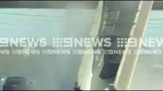 Tipper truck horrible accident Melbourne 22 June 2018