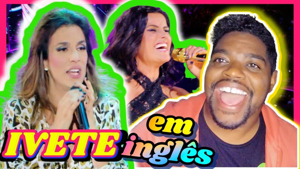 Download 2 Songs! Ivete Sangalo & Nelly Furtado - where it begins | REACTION | 🇺🇸 Maikuniverse