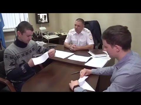 Экс-начальник полиции Волгограда заставил подчиненных в Калининграде вырезать снежинки на все МВД