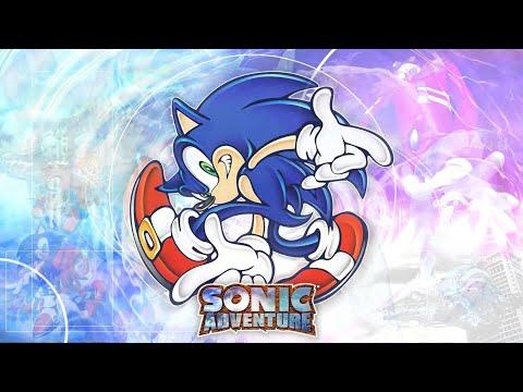 Игра вашего детства с необычным переводом - Sonic Adventure #1