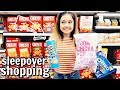 Sleepover Prep Shopping at Target | Daily Vlog