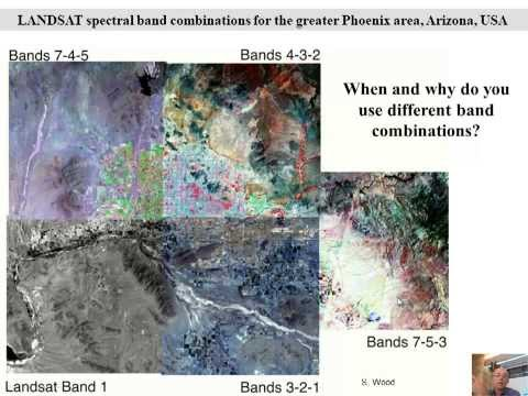 DE3--Mapping of active tectonics and GIS