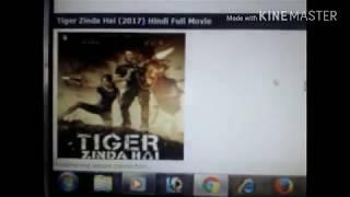 Tiger ZndaHai  Hindi Full how to daonloding