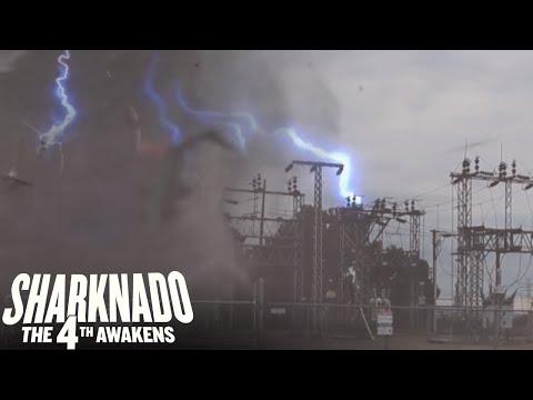 Sharknado the 4th Awakens: The 4th Awakens Extended Trailer | SYFY
