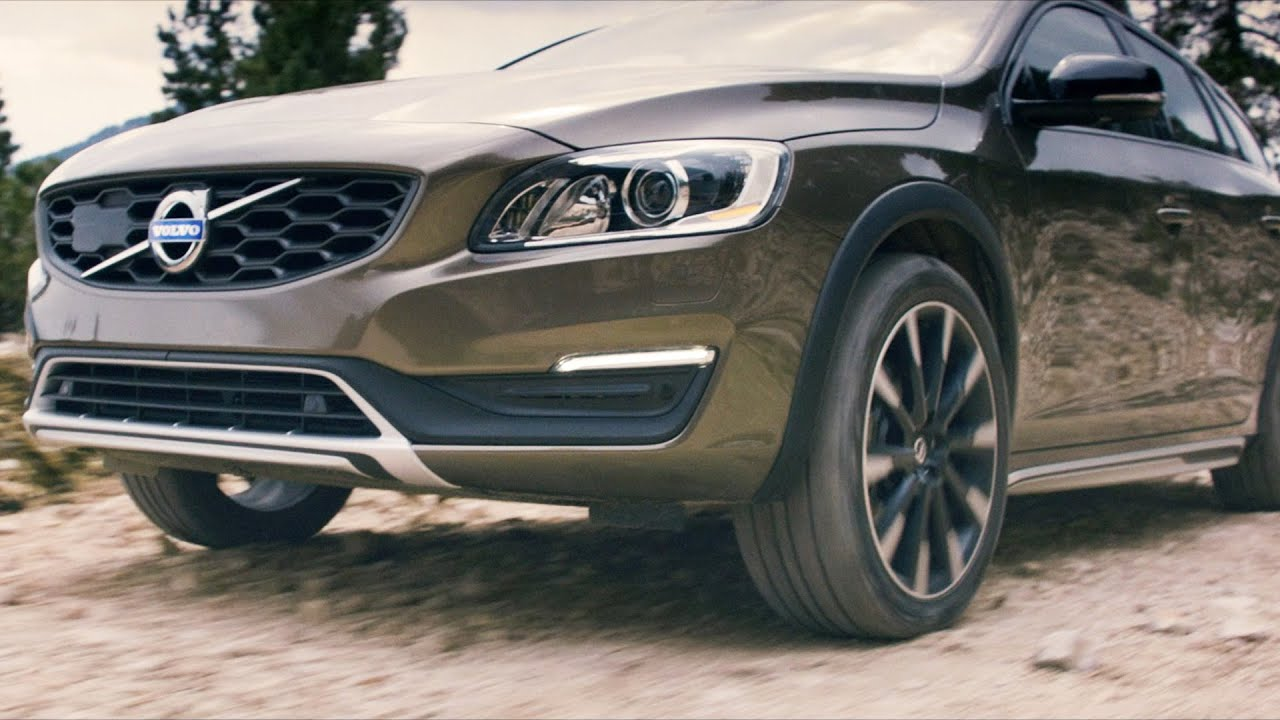 2016 Volvo V60 Cross Country - Official trailer - YouTube