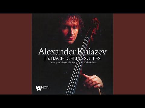 Cello Suite No.5 in C minor BWV1011 : V Gavottes I & II