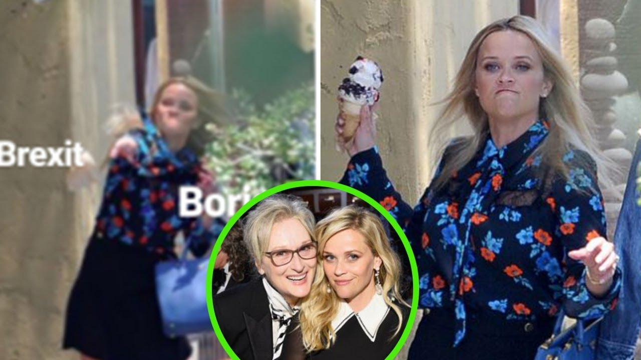 Forum on this topic: Reese Witherspoon Throwing Ice Cream at Meryl , reese-witherspoon-throwing-ice-cream-at-meryl/