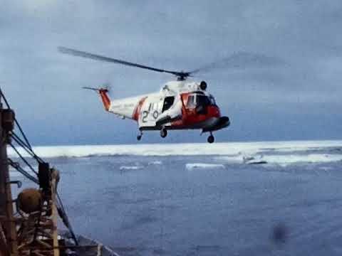 USCGC Staten Island & SS Manhattan  - NW Passage 1969