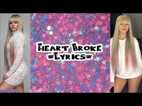 Miss Mulatto - Heart Broke (Lyrics)