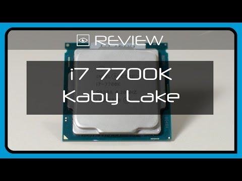 Review CPU Intel Core i7-7700K KABY LAKE en Español