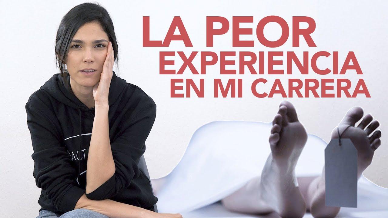 Atendí a un paciente MUERT0 | STORYTIME | Dra. Jackie López