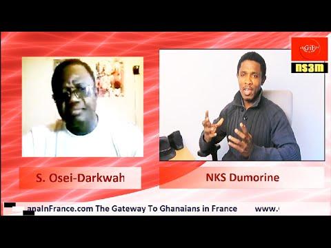 Ghana Abusua Kuo In Nantes An Example To GiF: S. Osei-Darkwah