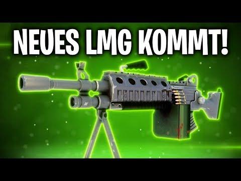 NEUES LMG KOMMT! 🔥 | Fortnite: Battle Royale