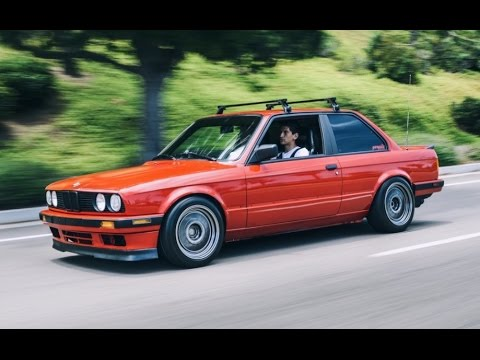 Modified Bmw E30 Coupe 2 7l Stroker Motor One Take