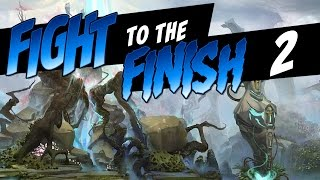 Dota 2 Fight to the Finish - Ep. 2