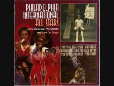 Philadelphia All Stars - Let's Clean Up The Ghetto (1977)