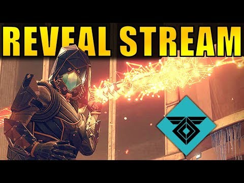 Destiny 2: WARMIND DLC REVEAL STREAM! New Activity & Loot! New Trailer! Exotic Buffs!