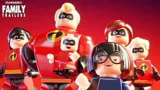 LEGO THE INCREDIBLES Gameplay Trailer 2018