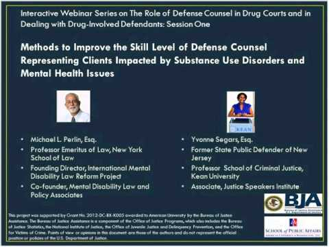 The Role of Defense Counsel Webinar Series - Session 1 Follow up Q&A