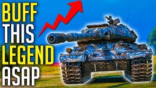 This Legend Needs Buffing ASAP • IS-4 ► World of Tanks IS-4 Gameplay