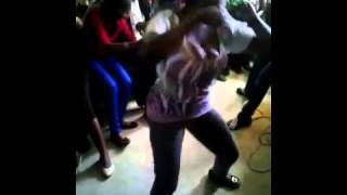 Big Bouncing Jamaican Boobs Jumping out