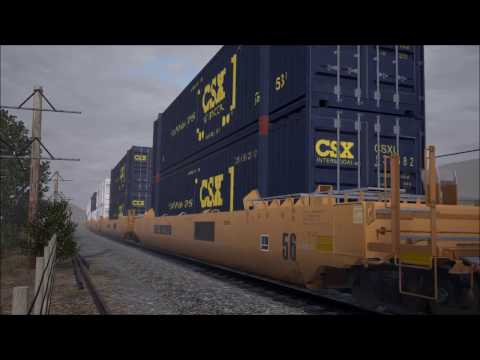 Train Sim World : Railfanning CSX Sand Patch