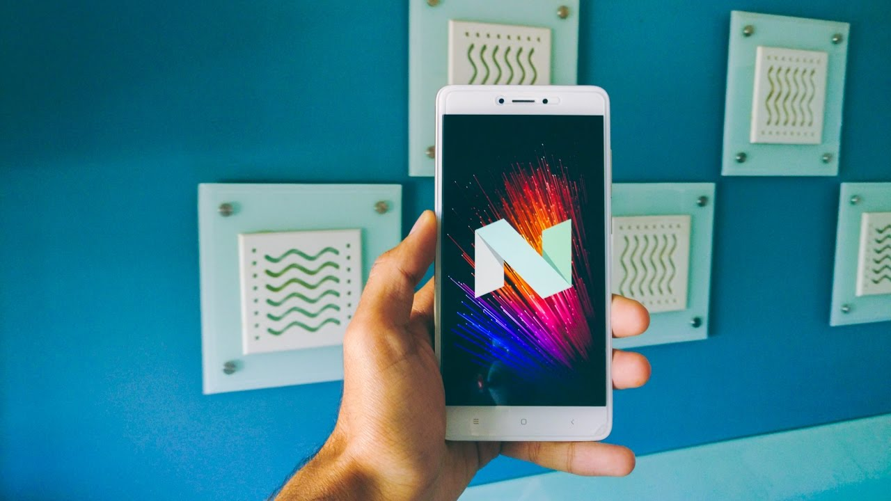 Install Official Android 7 0 Nougat on Redmi Note 4 [MIUI Developer ROM]