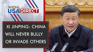 President Xi Jinping says China is not seeking hegemony | WION USA Direct | WION News