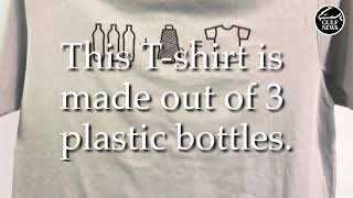 Dubai is making T-shirts out of plastic