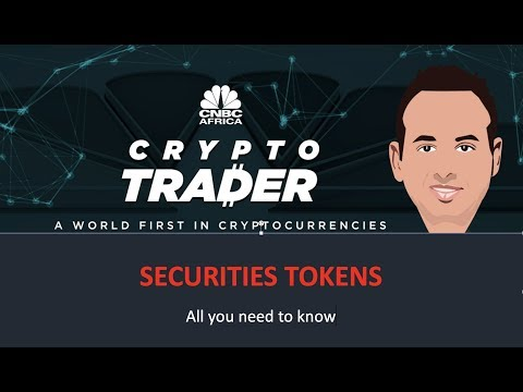 SECURITIES TOKENS: All you need to know.