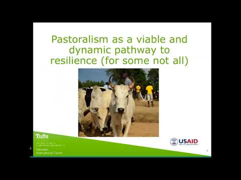 Evolution of the Pathways to Resilience in Pastoralist Areas of Eastern Africa