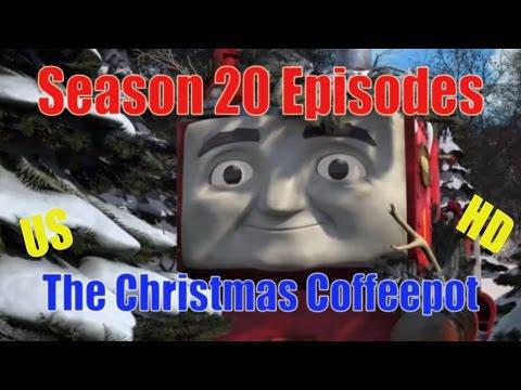 The Christmas Coffeepot HD (US) - Season 20 - EPISODE - Thomas & Friends Leaks
