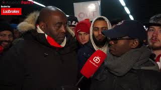 Arsenal 0-3 Man City | It Looks Like Wenger Has Thrown In The Towel! (Tade)