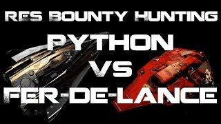 Elite: Dangerous 2.0 - Python vs. Fer-de-Lance