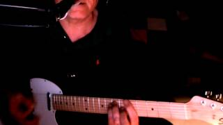 Johnny And Mary Robert Palmer Electric Cover w/ Tele Affinity & Höfner Vintage Club Bass