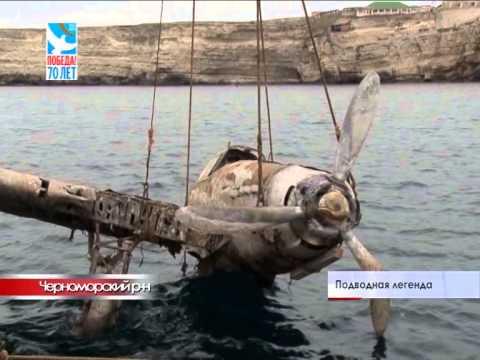 В крыму начали организацию первого подводного музея