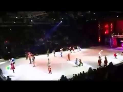 Disney on Ice at Germain Arena - YouTube