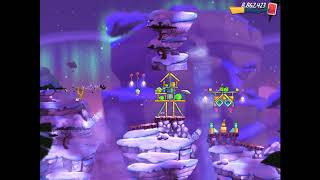 Angry Birds 2 AB2 - Jingle Birds Adventure 2019 (Level 6 - 7)