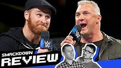 REVIEW-A-SMACKDOWN 10/24/17: Sami Zayn Confronts Shane McMahon, Orton First Member of Team SmackDown