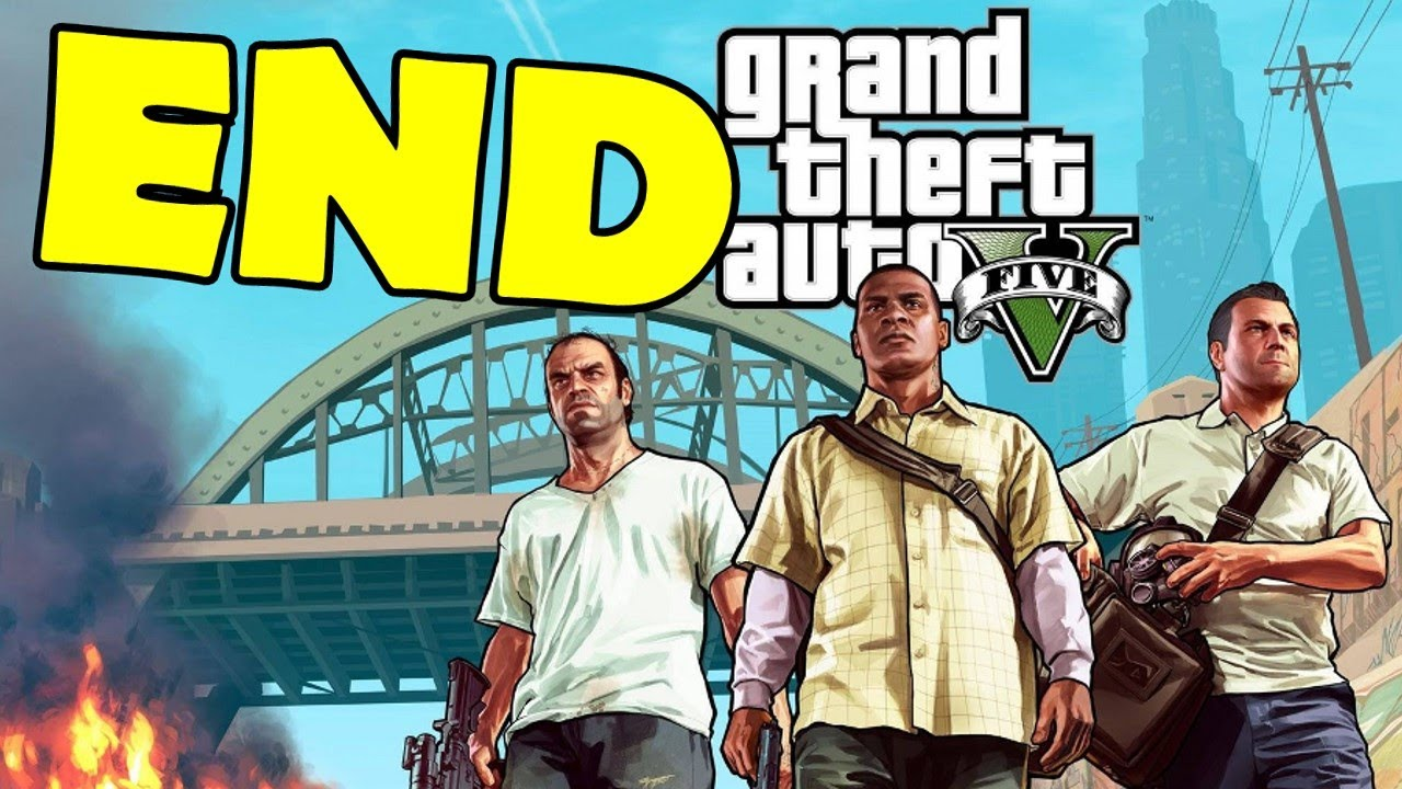 Grand theft auto 5 ending walkthrough gameplay gta v gta 5 lets play