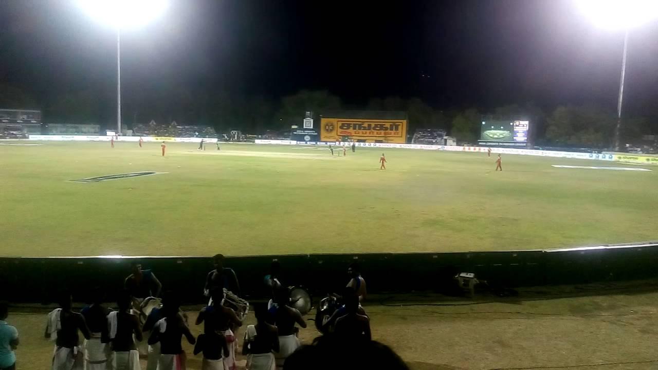 Tirunelveli Cricket stadium TNPL