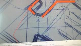 разработка логотипа юридической фирмы(Дизайнер работает по утвержденному эскизу логотипа. Перед Вами Иван векторного построения логотипа., 2014-09-10T05:12:15.000Z)