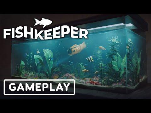 Fishkeeper: Building the Best Aquarium Gameplay