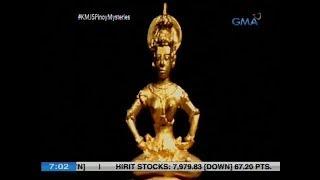 Golden Tara, natagpuan sa isang ilog sa Agusan del Sur noong 1917