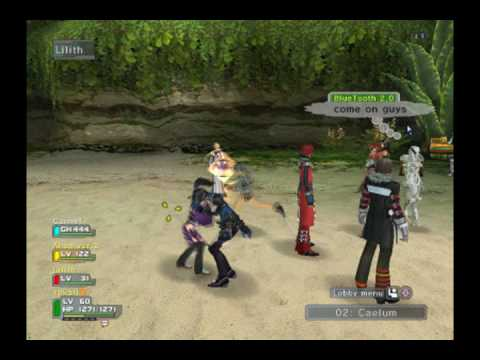 Phantasy Star Universe 「Join Us 4 Happy Time」