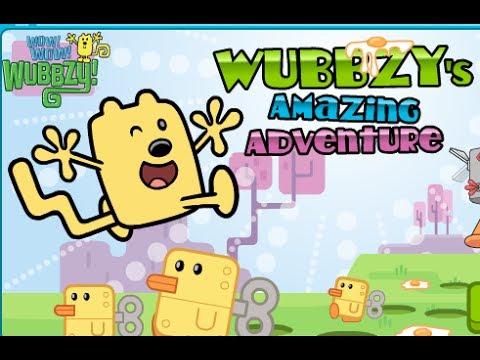 Wubbzy's Amazing Adventure Level1-2 Walkthrough
