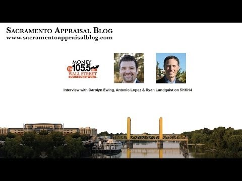 Radio Interview with a Sacramento Appraiser on 105.5 FM