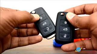 Universal Silicone Car Key Holder Case Cover