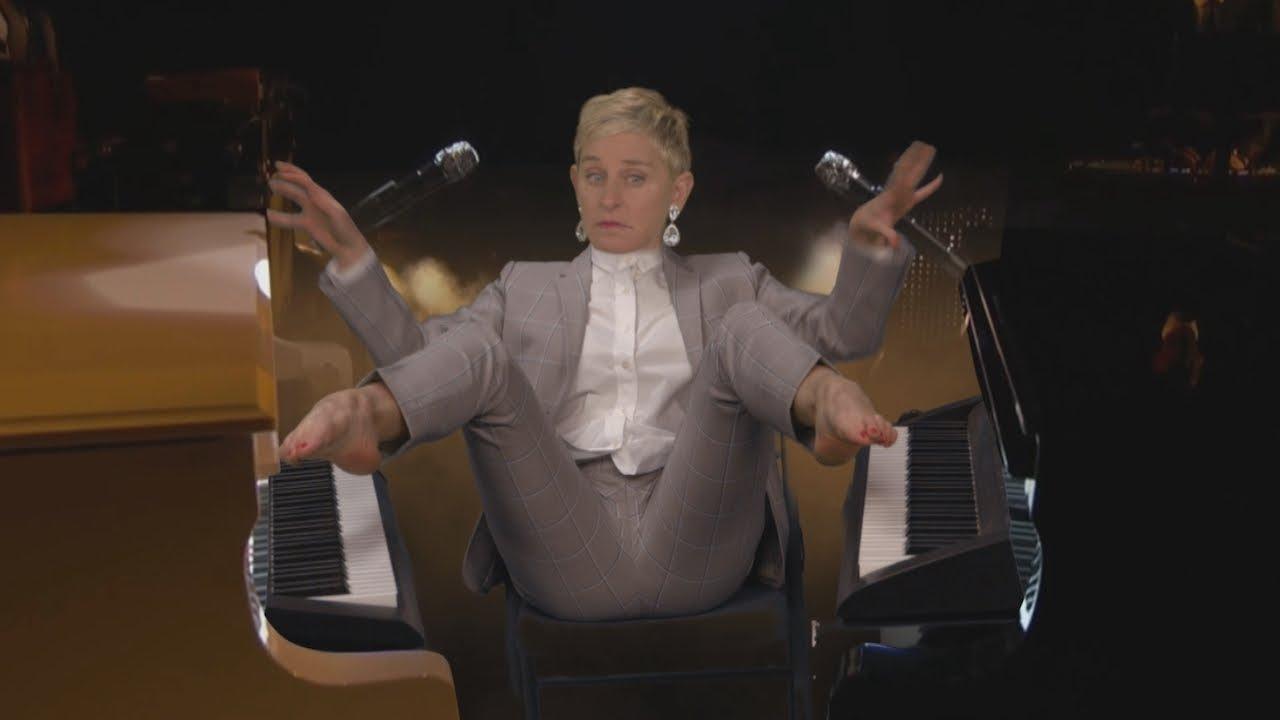 Ellen Finally Reveals Her Hidden Talent